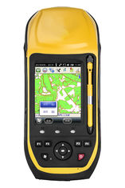 GPS/GLONASS/Beidou L1/B1のMG858S 372チャネルの手持ち型のgnssはWifi/Bluetooth/WCDMAを支えます